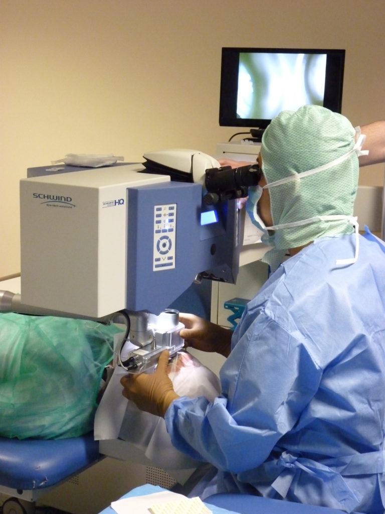 chirurgien laser yeux medicare htm