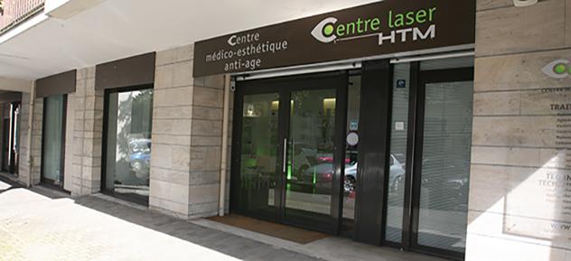 vitrine centre laser htm nantes