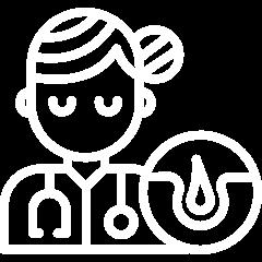 dermatologiste icone